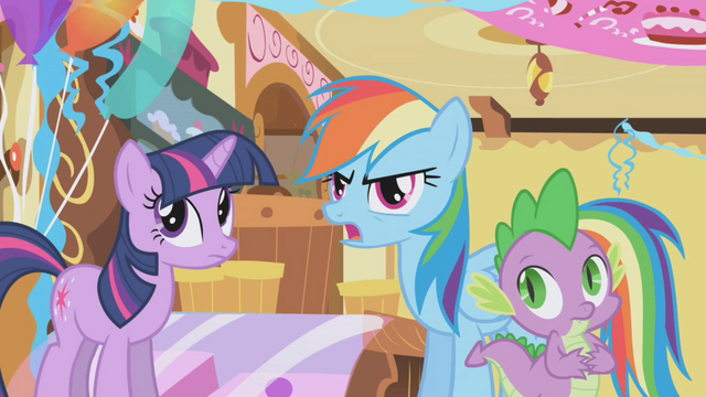File:Rainbow Dash talks to Gilda about making a fool out of herself S1E05.png