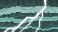 Lightning storm S6E22