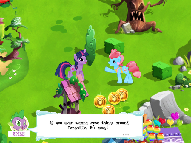 File:Mrs. Cupcake and Twilight MLP Game.png