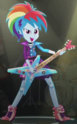 Rainbow Dash Rockin' Hairstyle ID EG2