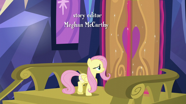 File:Fluttershy approaches the castle door S5E23.png