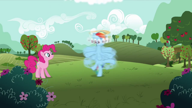File:Rainbow Dash spinning around S3E3.png