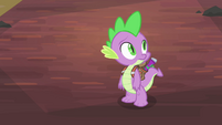 Spike being ignored S4E06