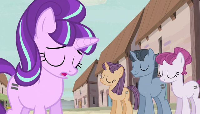 "File:Starlight ""false promise of our cutie marks"" S5E1.png"