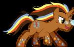 FANMADE ImperfectXIII Ponysona Rainbow Power
