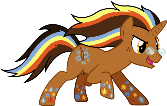 File:FANMADE ImperfectXIII Ponysona Rainbow Power.png