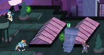 Power Ponies Go - Zapp gameplay 2