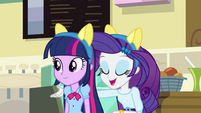 "Rarity ""what do you think?"" EG"