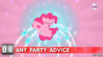 "Hot Minute with Pinkie Pie ""we should have a..."""