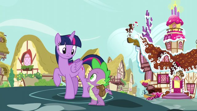 File:Spike and Twilight look at each other S5E22.png