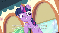 Twilight has doubts S3E12