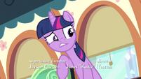 Twilight has doubts S3E12