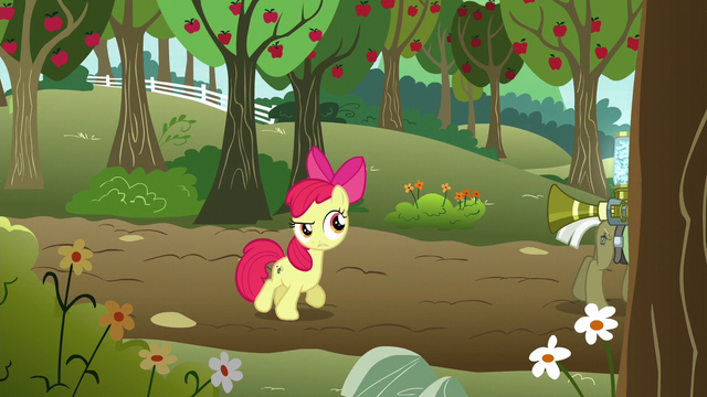 "File:Apple Bloom asks ""Take over?"" S5E04.png"