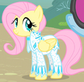 Fluttershy sparkly outfit ID S1E20.png