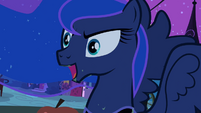 Princess Luna surprise! S02E04