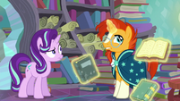 "Sunburst ""But I-I get the feeling the princess"" S6E2"