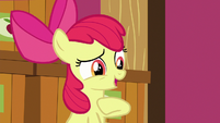 "Apple Bloom ""sure I'm sure!"" S6E23"