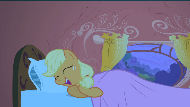 File:Applejack comfortable in bed S1E08.png