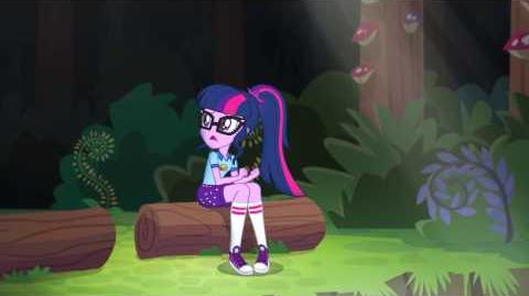 My Little Pony Equestria Girls - Legend of Everfree - The Midnight in Me Ukrainian