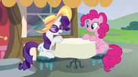 """Rarity """"if everypony could speak in a whisper"""" S6E21"""