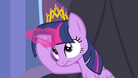 Twilight casting magic S4E24