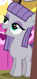 Maud Pie filly ID S4E12