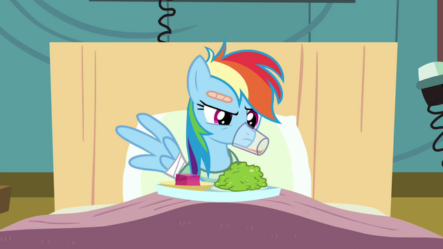 File:Rainbow muzzle stuck in glass S2E16.png