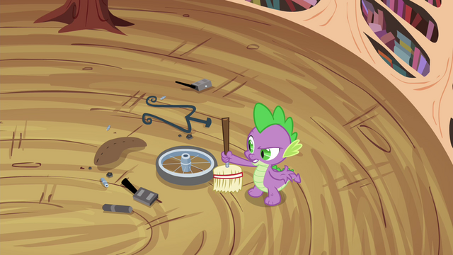 File:Spike sees the mess S4E15.png