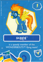 Wave 7 Spitfire collector card