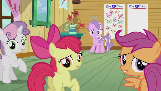 File:CMC and Diamond hear Pipsqueak outside S5E18.png