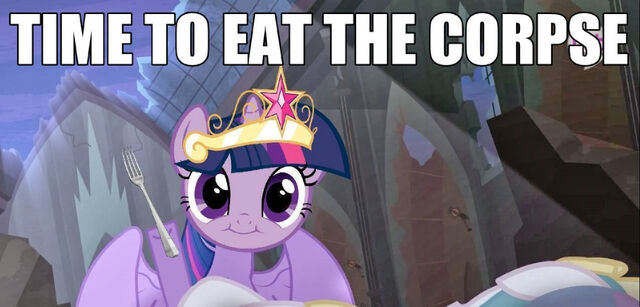 File:FANMADE Twilight time to eat the corpse.jpg