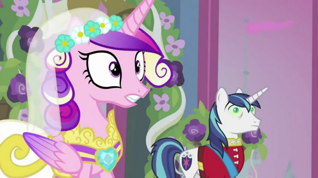 File:Chrysalis as Cadance surprised S2E26.png