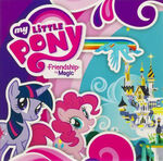 MLP Friendship is Magic Gift Set storybook cover