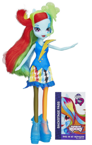 File:Rainbow Dash Equestria Girls Rainbow Rocks Neon doll.png