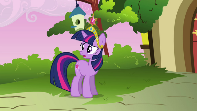 File:Twilight Sparkle talking about Discord's reform S03E10.png