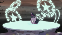 Twilight gets sucked into the portal S5E26
