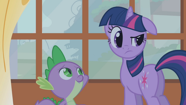 File:Twilight looking skeptical S1E09.png