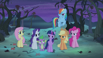 Ponies in agreement S4E07