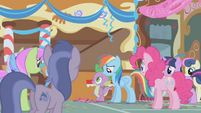 Rainbow Dash is sad S1E05