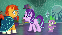 "Starlight ""It just makes sense!"" S6E2"