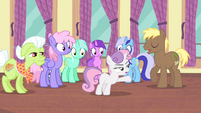 """Sweetie """"besides the dresses?!"""" S4E19"""