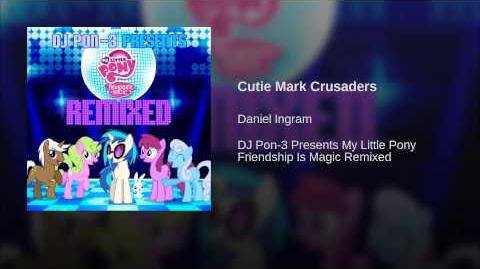 Cutie Mark Crusaders (Heavygrinder Remix)