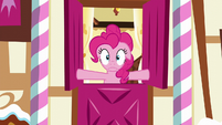 Pinkie's smile turns into a frown S5E19