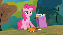 Pinkie Pie 'You guys are the best family ever!' S4E09