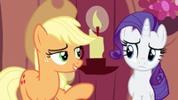 Rarity I doubt that S3E1