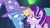 """Starlight Glimmer """"sneezing if he wanted to"""" S6E26"""
