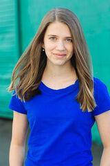 Claire Corlett profile
