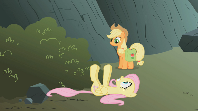 File:Fluttershy on her back S1E07.png