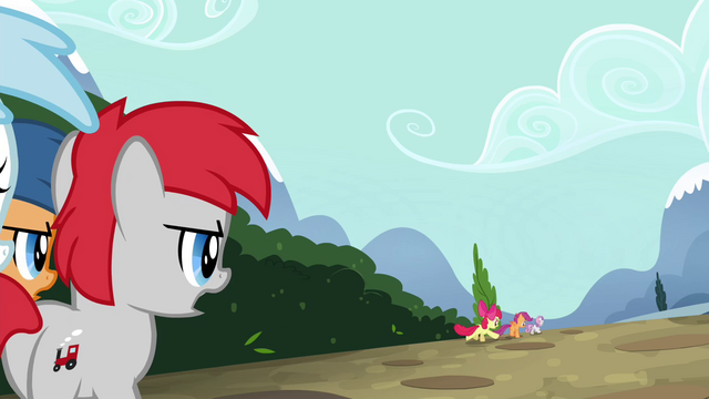 File:Cutie Mark Crusaders running away S4E15.png