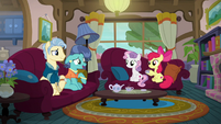 """Petunia's mother """"you get these questions all the time"""" S6E19"""